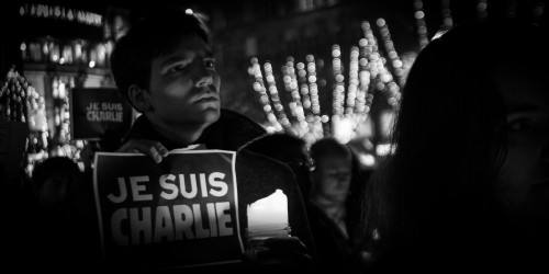 Je suis Charlie! The people of France take a stand against terrorism