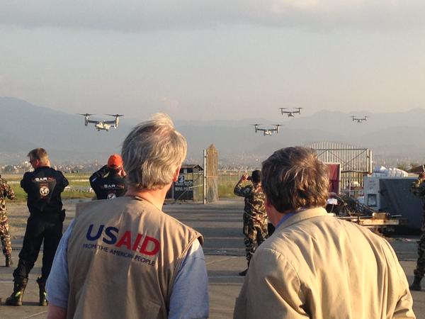 Ospreys arrive in Nepal