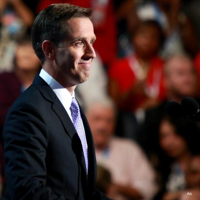 Beau Biden speaking at the 2012 DNC