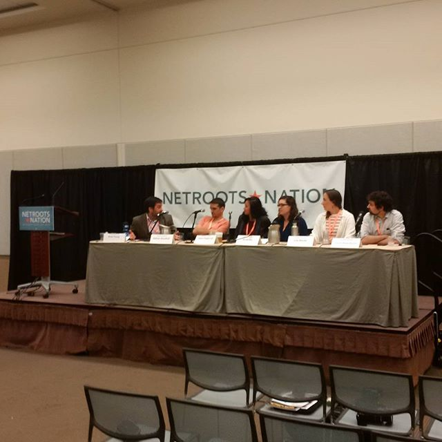 Out-Innovating Silicon Valley: How nonprofits and B-corps are using innovative business models to keep progressive technology progressive (Panel at Netroots Nation 2015) #N15