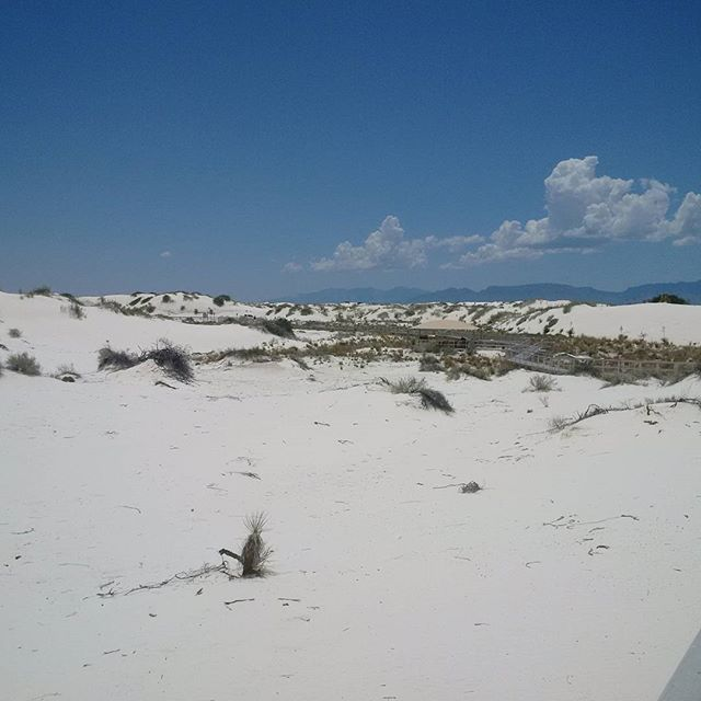 White Sands National Monument: A jewel in the National Parks system