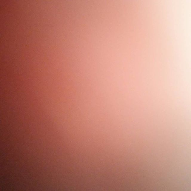 From red to light white: an abstract photo