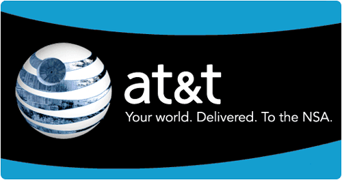 AT&T Delivers Your World to the NSA