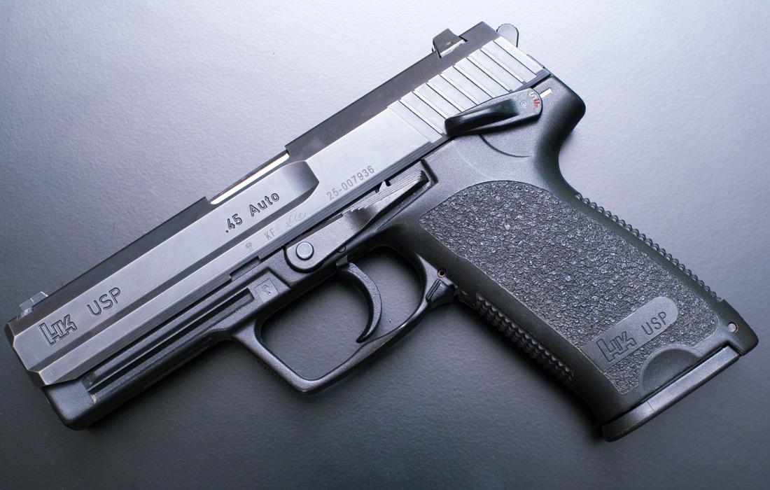 H&K USP 45 Fullsize