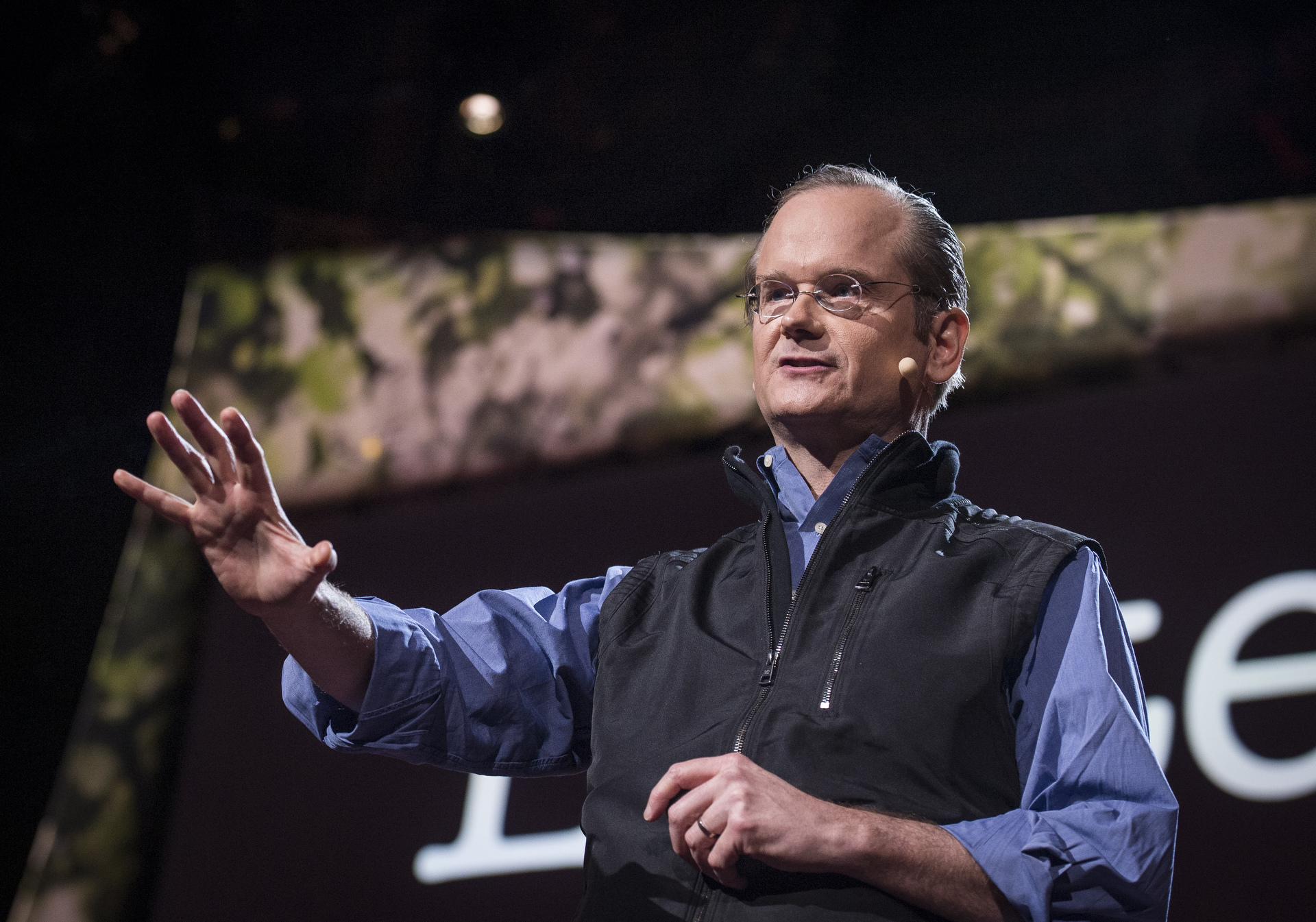 Larry Lessig at TED