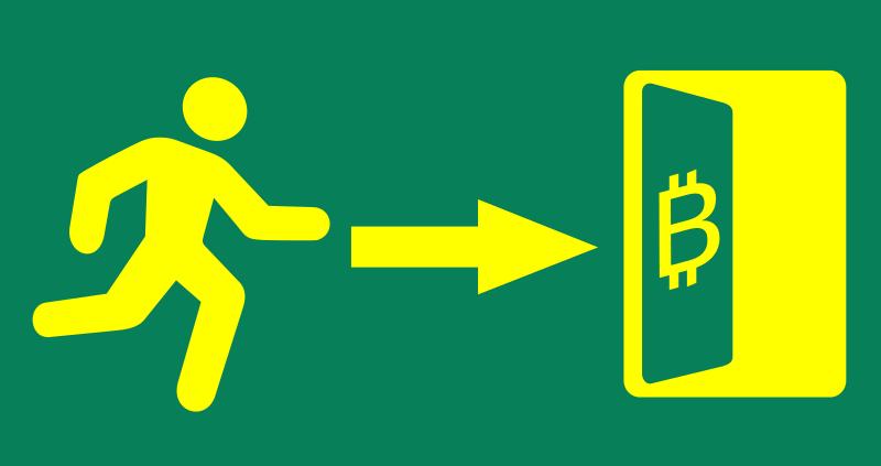 Exit Bitcoin