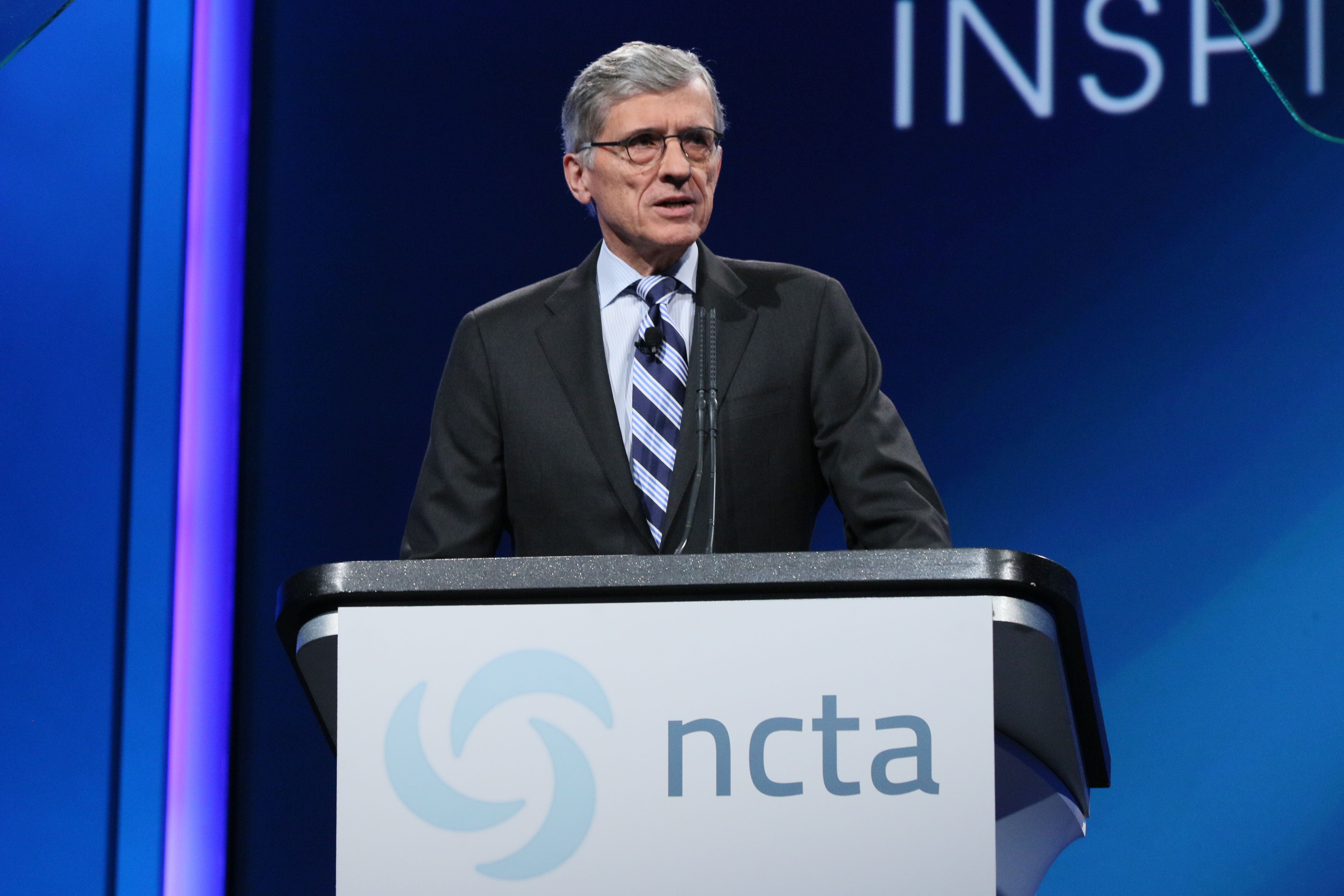 FCC Chairman Tom Wheeler at The Cable Show 2014