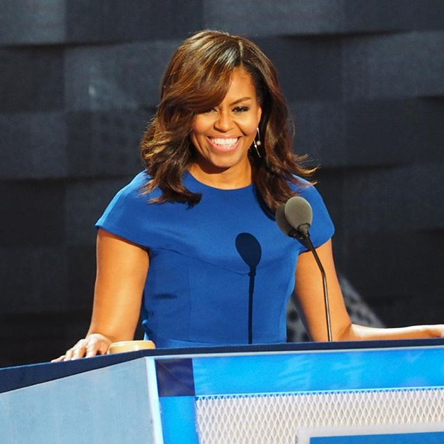First Lady Michelle Obama rocks the Democratic National Convention with marvelous speech