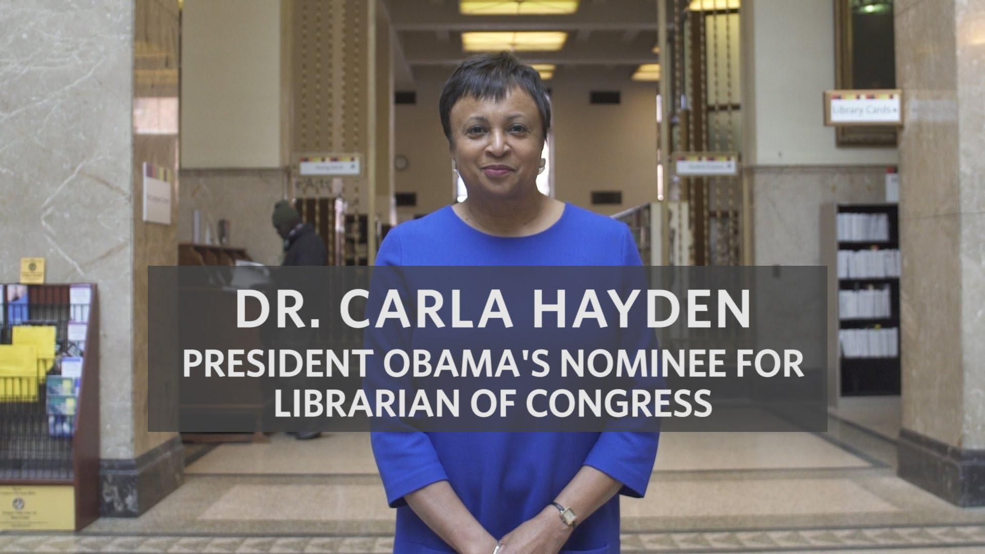 Carla Hayden