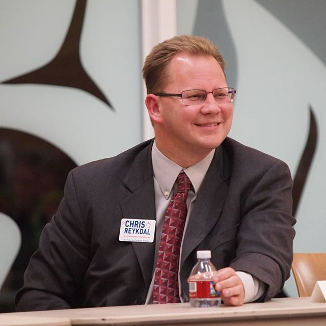 Chris Reykdal, candidate for Superintendent of Public Instruction