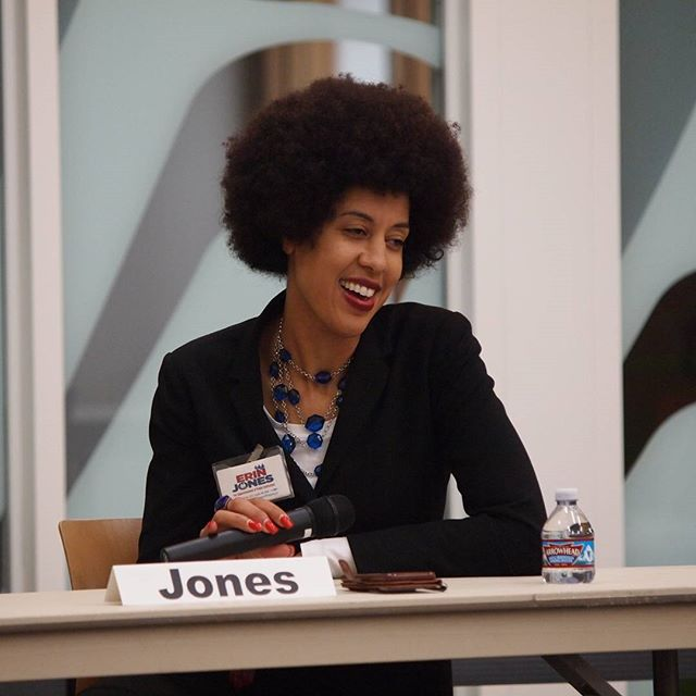 Erin Jones, candidate for Superintendent of Public Instruction
