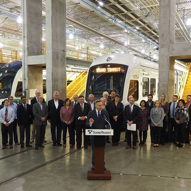 Sound Transit boardmembers laud voters for passing ST3