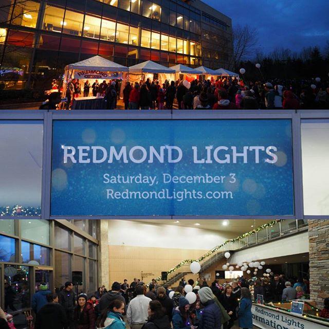 RedmondLights: Celebrating winter traditions