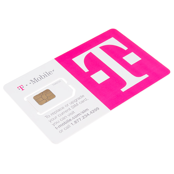 T-Mobile phone SIM card