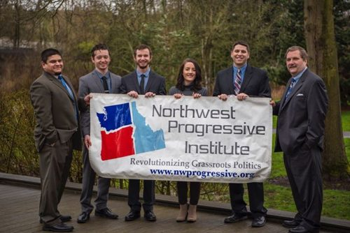 Happy spring from the staff at the Northwest Progressive Institute!