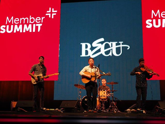 Hey Marseilles performs at the second annual BECU Member Summit #NPIAtBECUMemberSummit