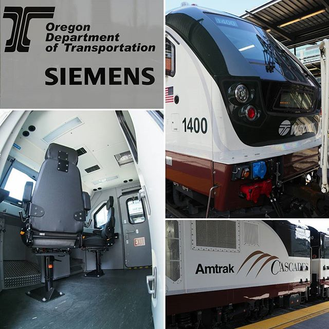 New locomotives mean new service: Amtrak Cascades is expanding, and there's nothing Tim Eyman can do to stop it