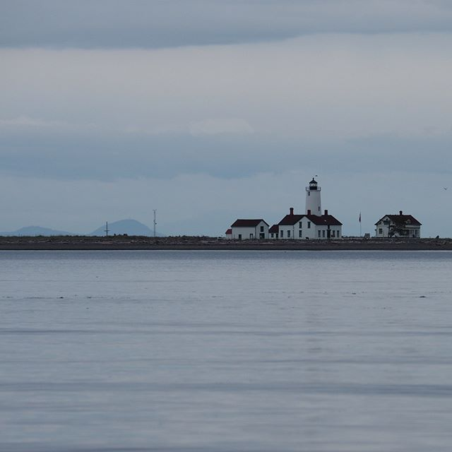 Photopalooza: The New Dungeness Lighthouse in Sequim, Washington (Rennie Sawade/NPI)