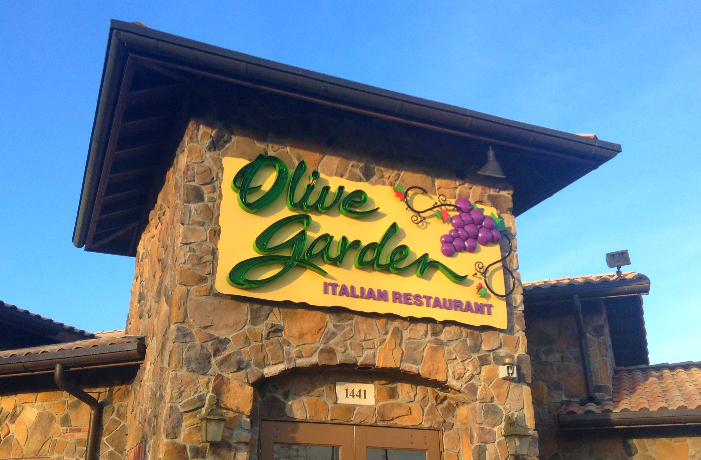 An Olive Garden