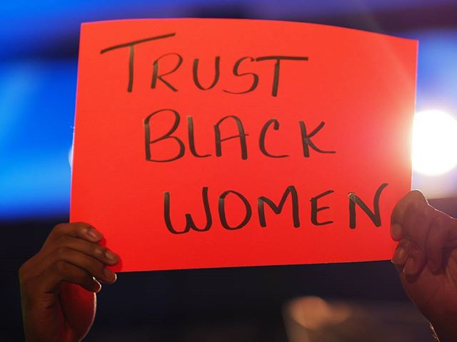 Scenes from Netroots Nation 2017: Trust Black Women #NN17