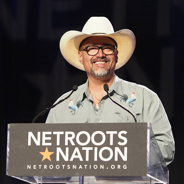 Scenes from Netroots Nation 2017: Chuck Rocha announces New Orleans will be the host city for #NN18 #NN17