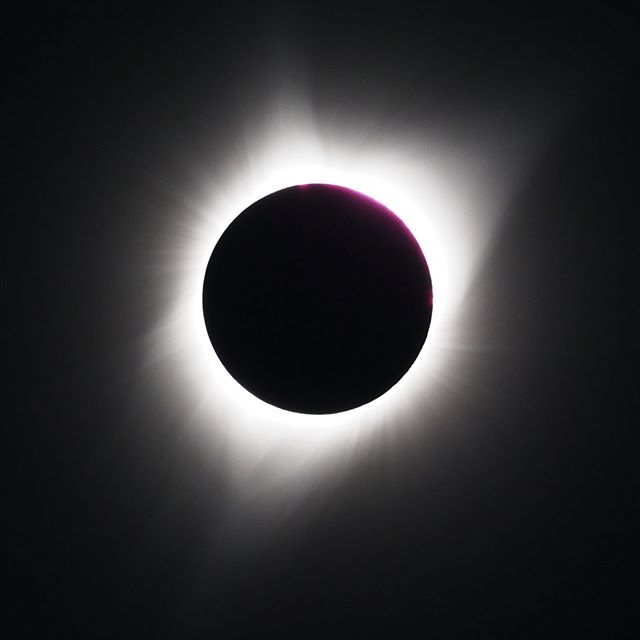 Total solar eclipse of August 21st, 2017