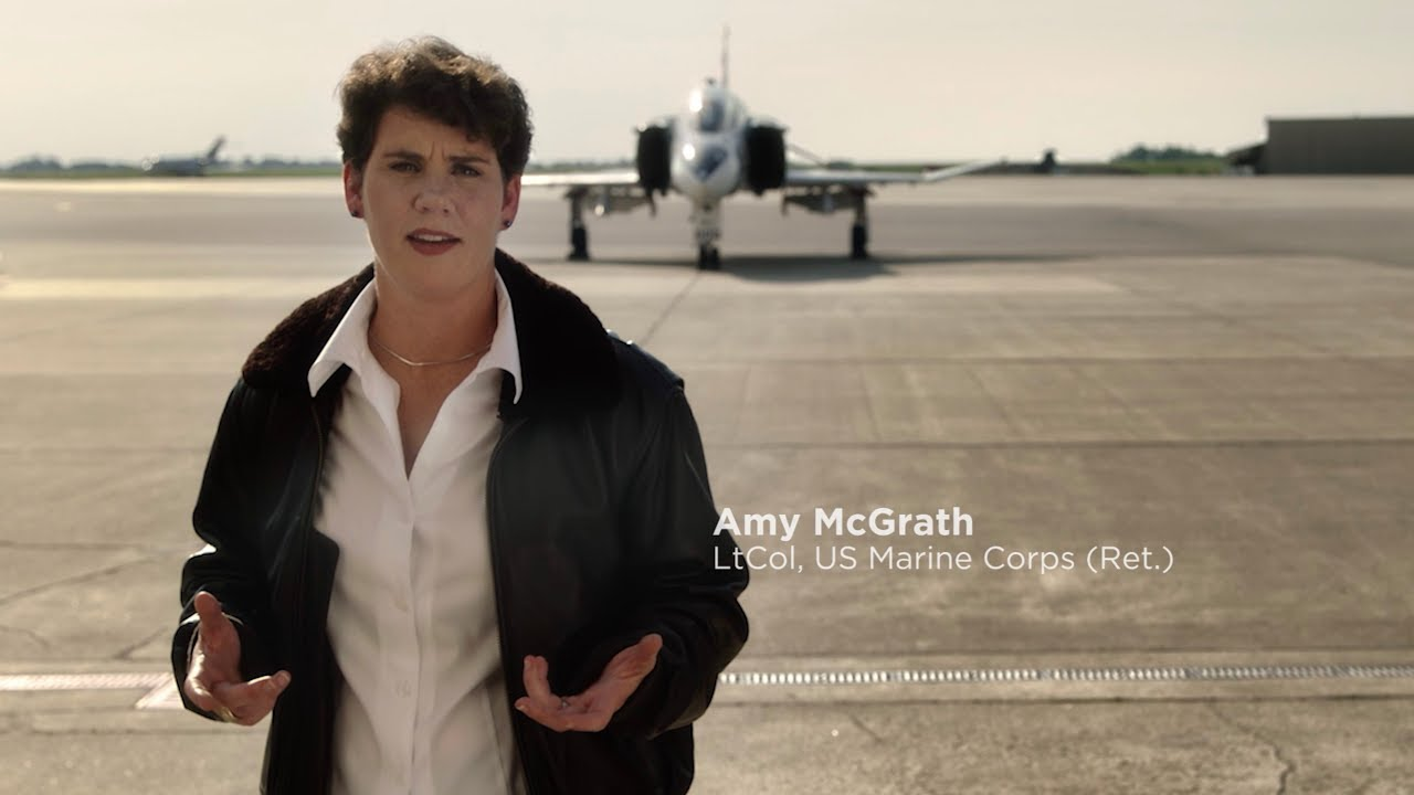 Amy McGrath announces for Congress in KY-06
