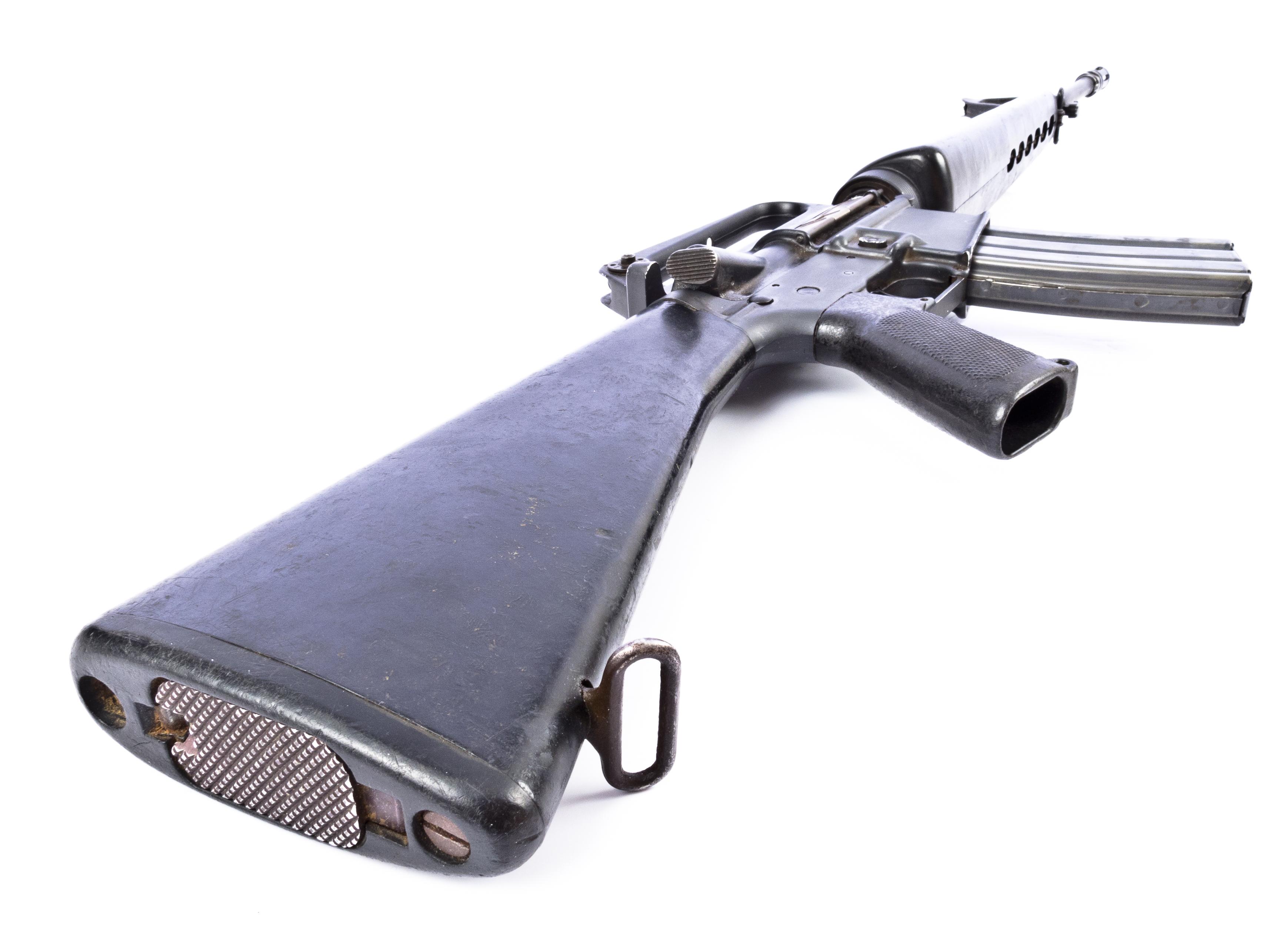 Automatic machine gun