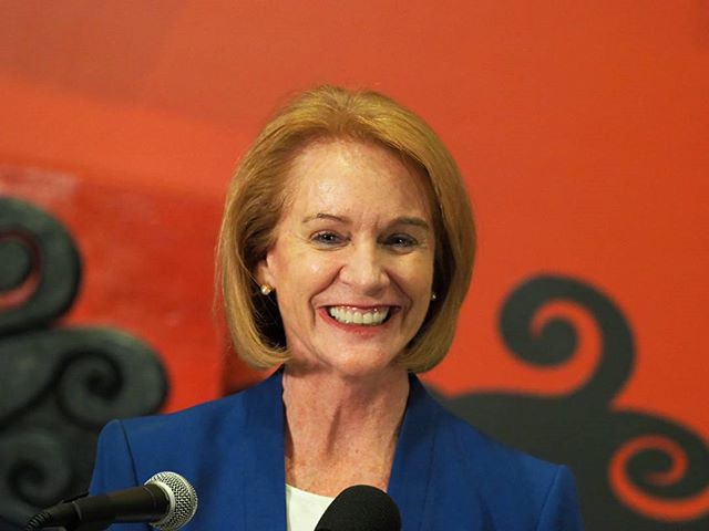 New Seattle Mayor Jenny Durkan delivers her fourth inauguration speech of the day