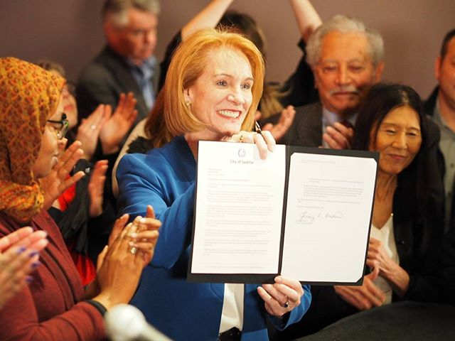 Seattle Executive Order 2017-13: Affirming the Race and Social Justice Initiative