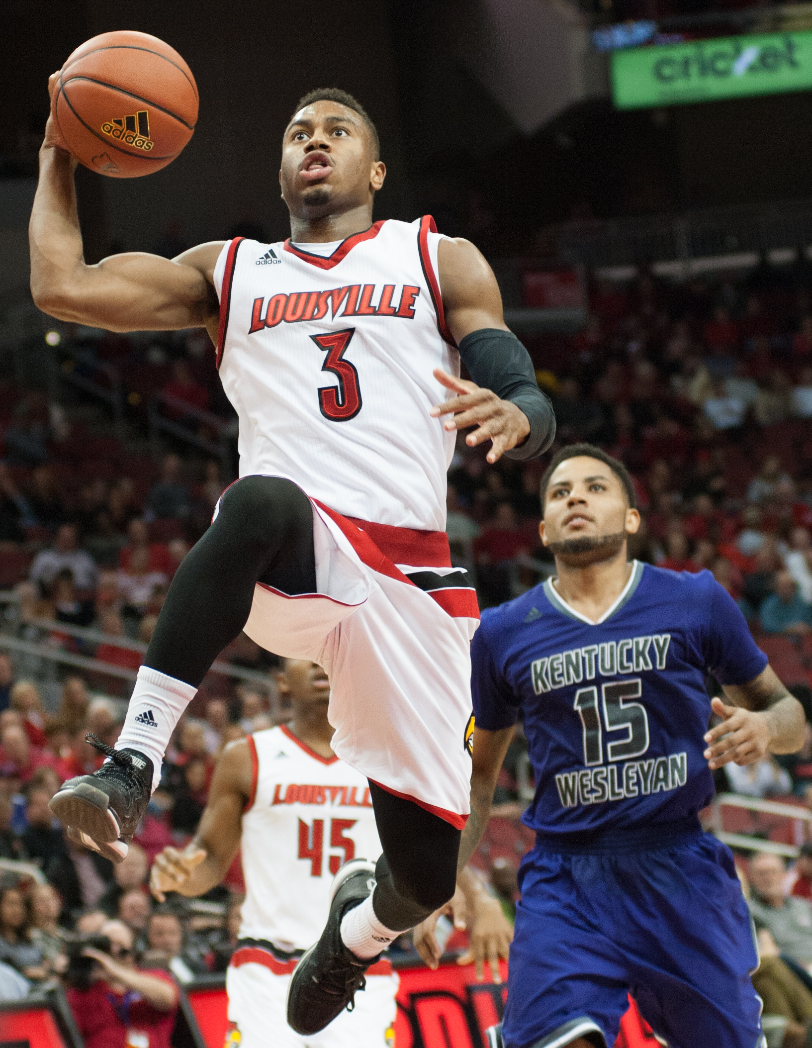 Louisville v. Kentucky basketball game