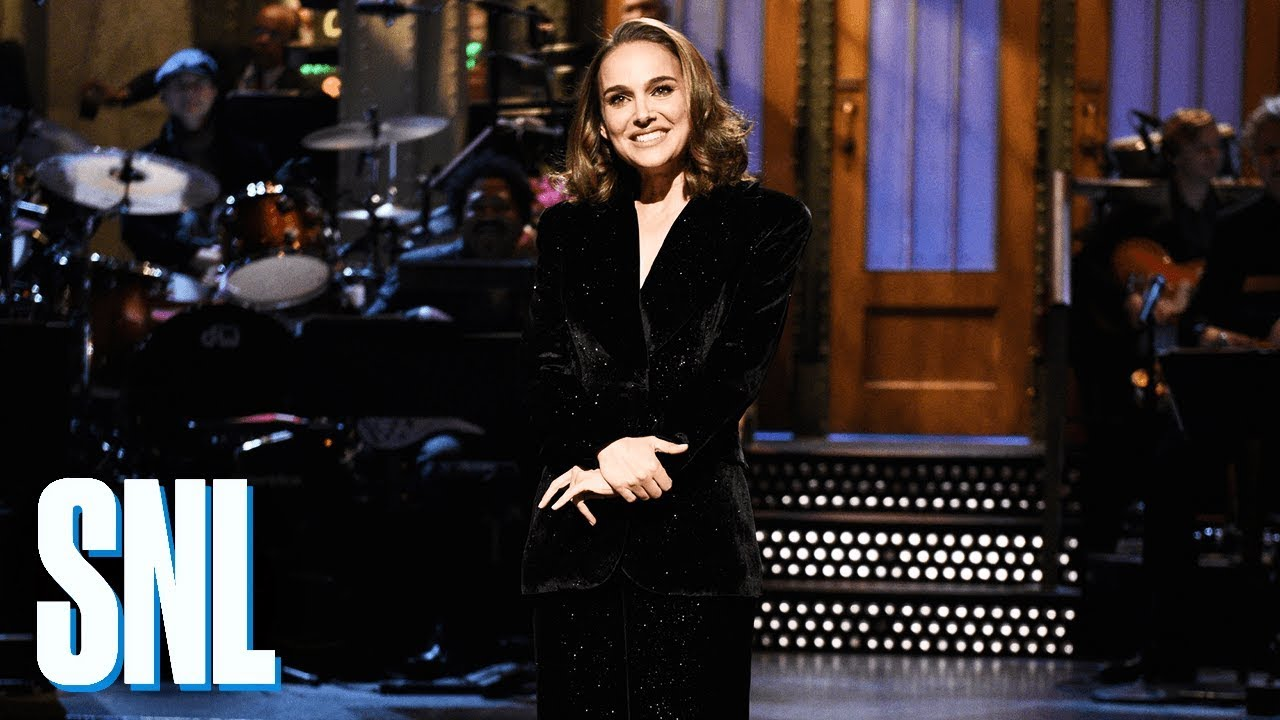 Natalie Portman hosts SNL