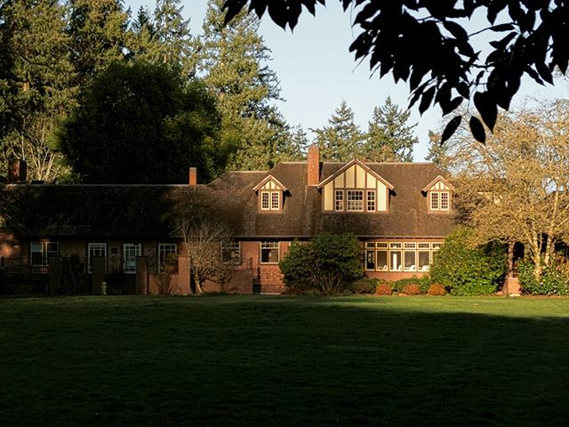 Marymoor's Clise Mansion