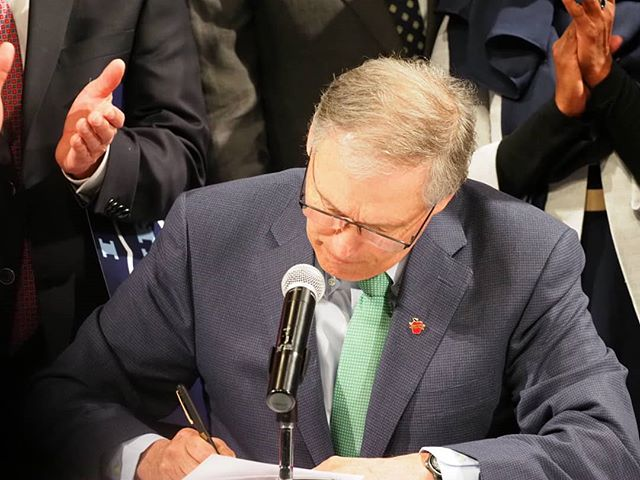 Governor Inslee signs one of the Access to Democracy bills
