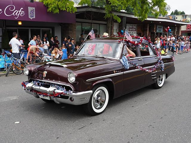 Classic cars: A Fourth of July tradition
