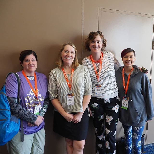 Scenes from #NN18: Idaho was well-represented at the NPI-led Pacific Northwest caucus