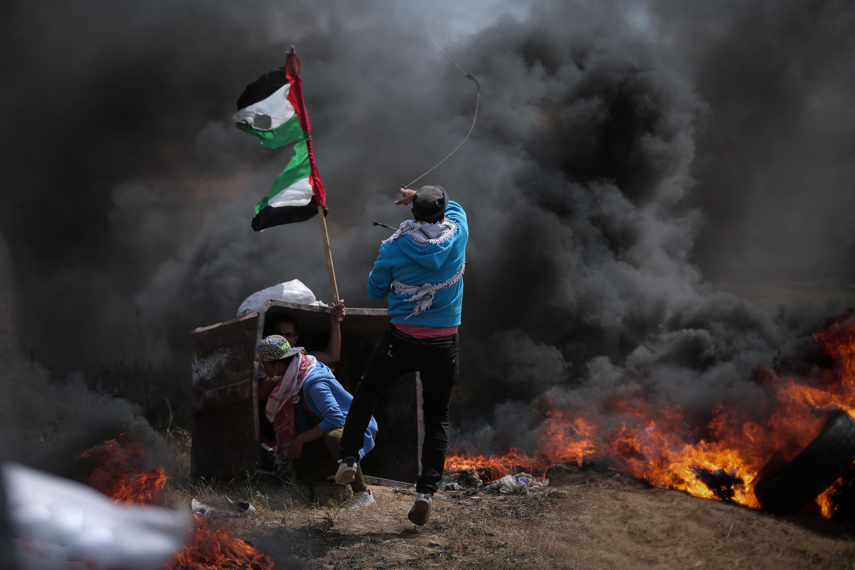 Conflict in Gaza: Israelis vs. Palestinians