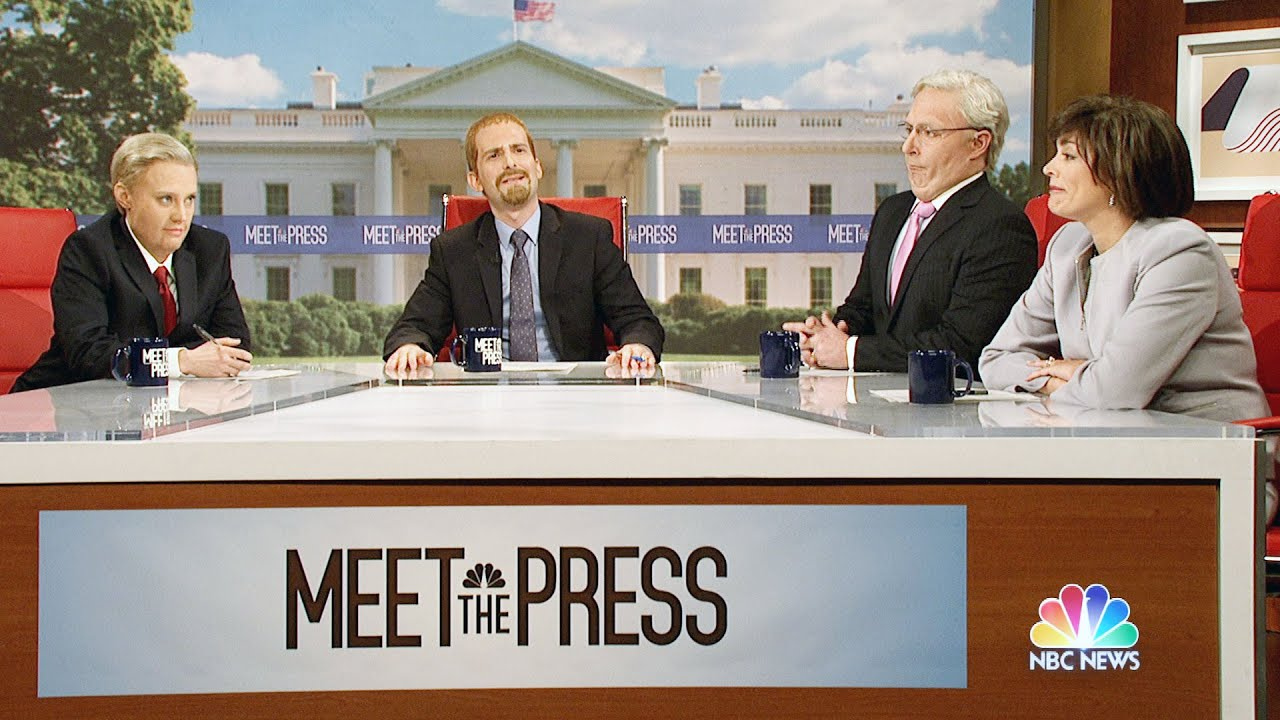 May 11th, 2019 Meet the Press cold open