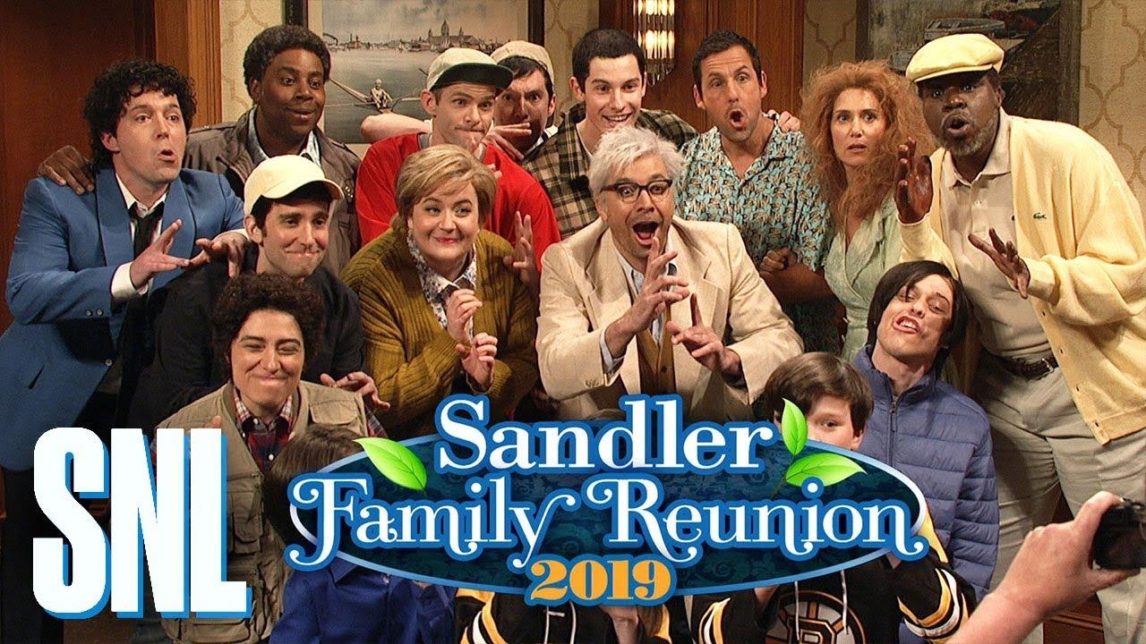 SNL's Sandler Family Reunion