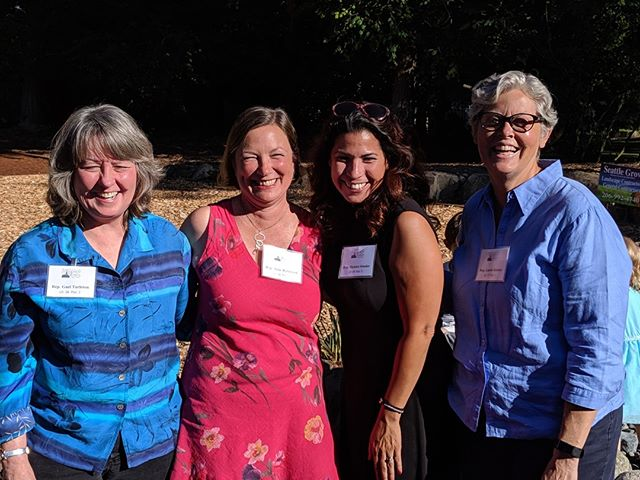 You are looking at the next Speaker of the Washington State House of Representatives! One of these four distinguished women will be designated by their colleagues as the future Speaker next Wednesday (July 31st)