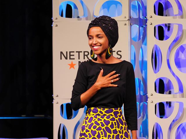 The Northwest Progressive Institute proudly stands with Representative Ilhan Omar against the hatred and bigotry of Donald Trump and his white supremacist base
