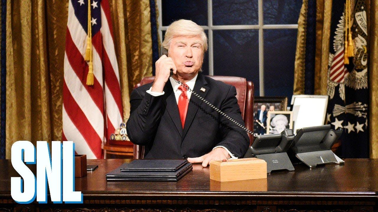 Trump impeachment cold open
