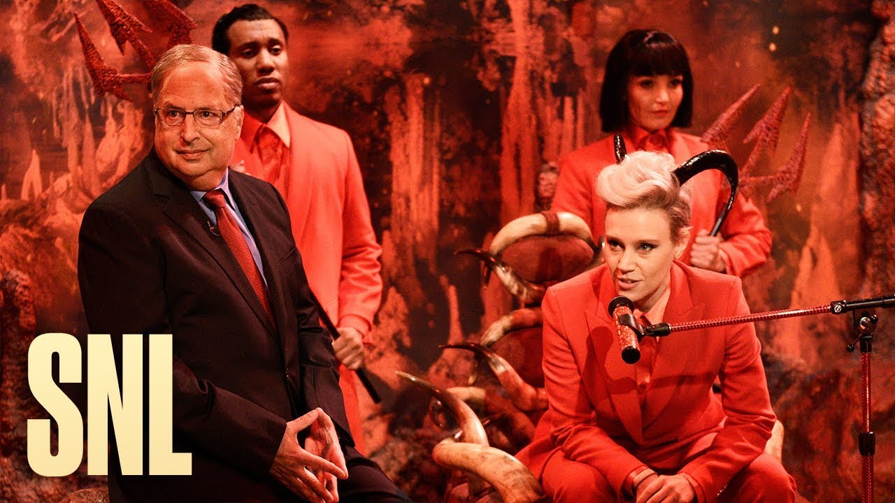 SNL sends Alan Dershowitz on a visit to hell
