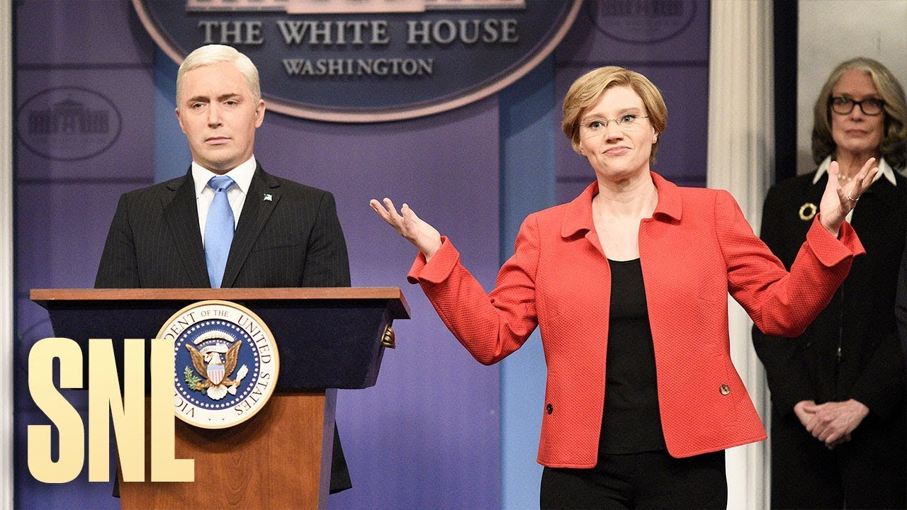 February 29th SNL cold open