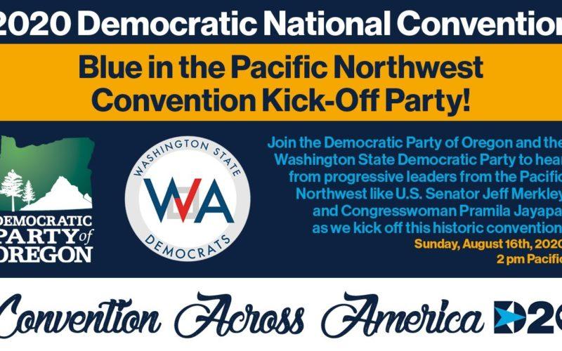 2020 DNC Kickoff Party