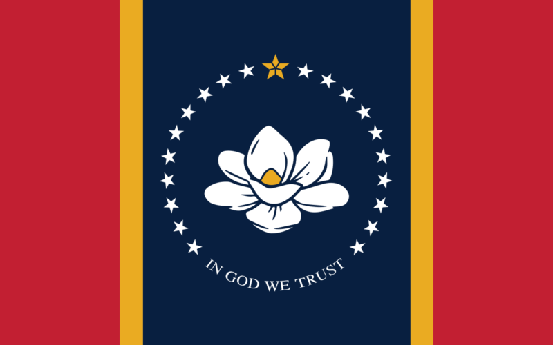 Proposed new flag of Mississippi