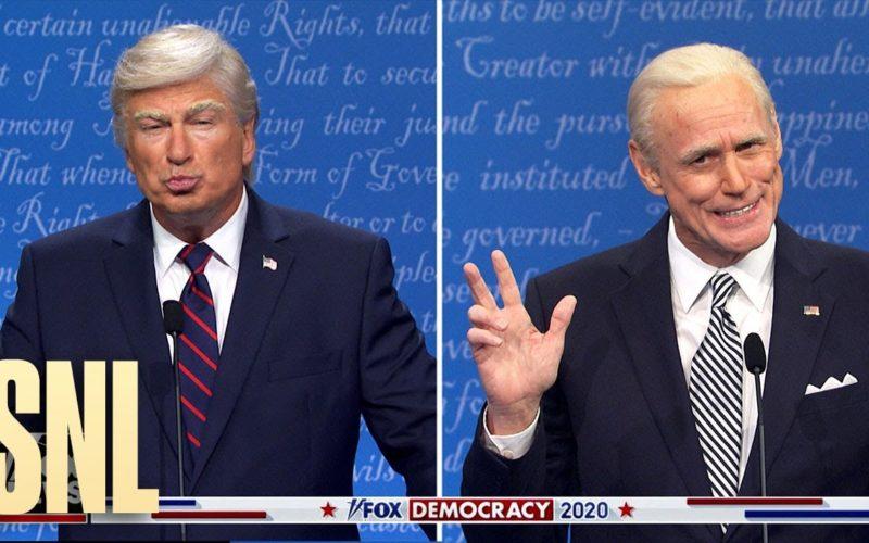 SNL: Biden versus Trump