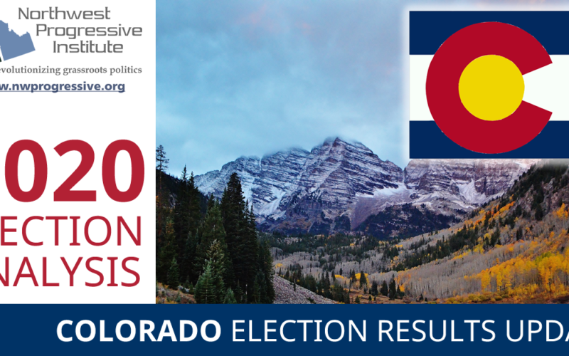 Colorado Election Results Update