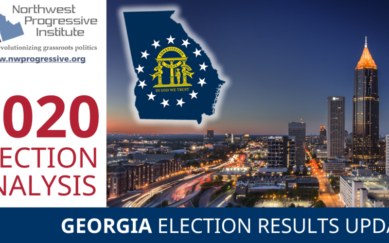 Georgia Election Results Update
