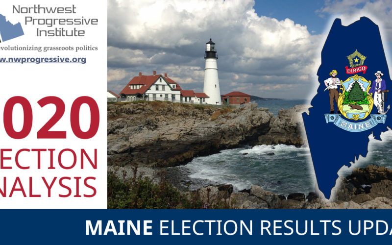 Maine Election Results Update